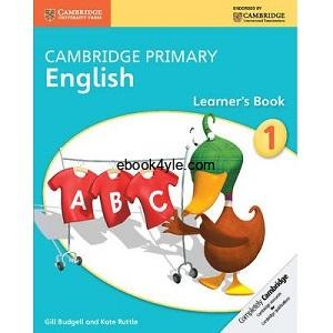 Cambridge Primary English 1 Learner's Book