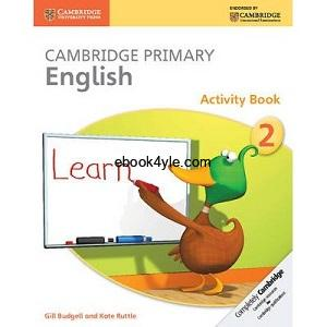Cambridge Primary English 2 Activity Book