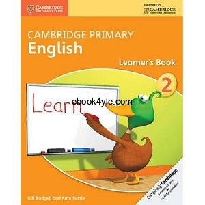 Cambridge Primary English 2 Learner's Book