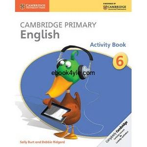 Cambridge Primary English 6 Activity Book