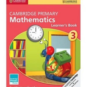 Cambridge Primary Mathematics 3 Learner's Book