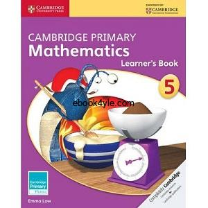 Cambridge Primary Mathematics 5 Learner's Book