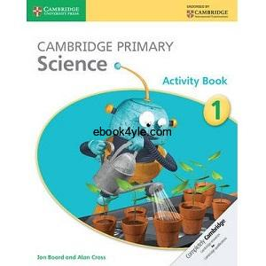 Cambridge Primary Science 1 Activity Book