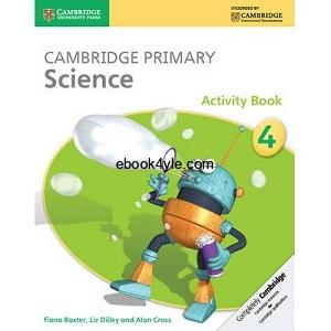 Cambridge Primary Science 4 Activity Book