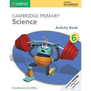 Cambridge Primary Science 6 Activity Book