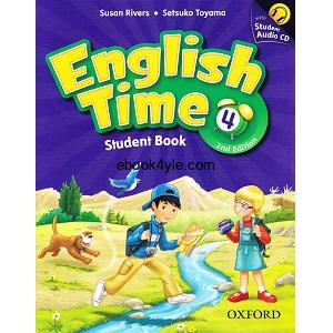 English Time 4 Student Book 2nd Edition