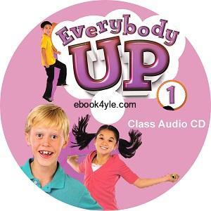Everybody Up 1 Class Audio CD1