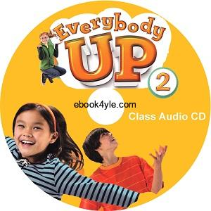 Everybody Up 2 Class Audio CD1