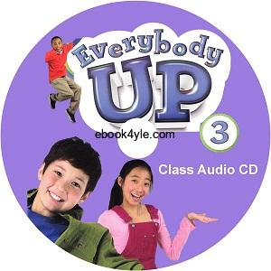 Everybody Up 3 Class Audio CD2