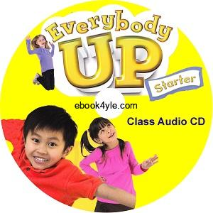 Everybody Up Starter Class Audio CD1