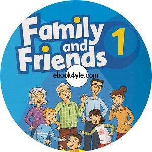 Family and Friends 1 Class Audio CD 1