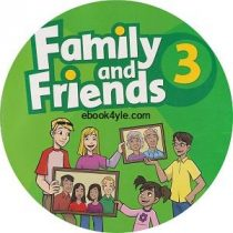 Family and Friends 3 Class Audio CD 3