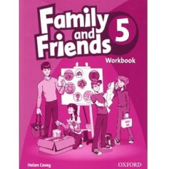 Family and Friends 5 Workbook