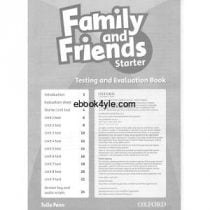 family and friends 6 testing and evaluation book free download