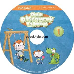 Our Discovery Island 1 Student Book Audio CD A