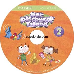 Our Discovery Island 2 Student Book Audio CD A