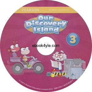Our Discovery Island 3 Student Book Audio CD B