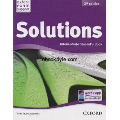 Solutions Intermediate Student's Book 2nd