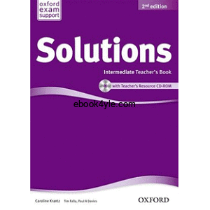 Solutions Intermediate Teacher's Book 2nd