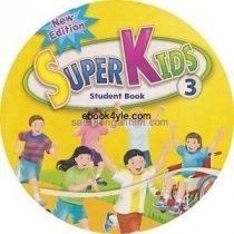 SuperKids 3 Class Audio CD 2