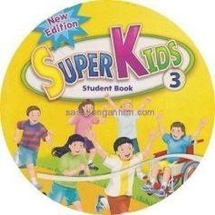 SuperKids 3 Class Audio CD 1