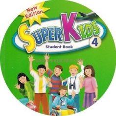 SuperKids 4 Class Audio CD 2