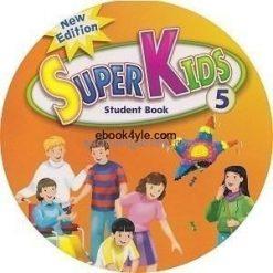 SuperKids 5 Class Audio CD 2