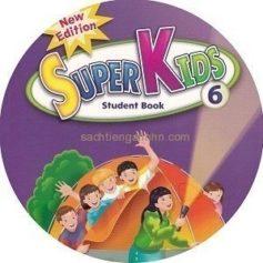 SuperKids 6 Class Audio CD 1
