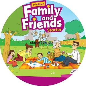 Family and Friends Starter 2nd Edition Class Audio CD2
