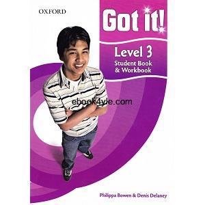 Got it! 3 Student Book – Workbook