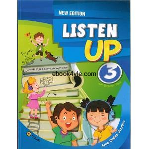 Listen Up 3 New Edition Student Book