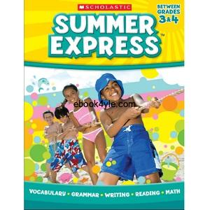 Summer Express Between Grades 3&4