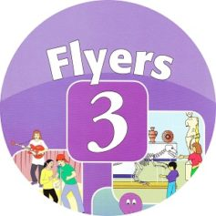 Cambridge YLE Tests Flyers 3 CD Audio