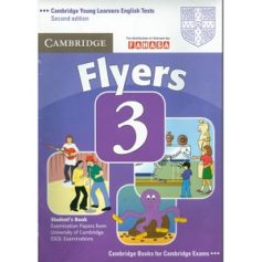 Cambridge YLE Tests Flyers 3 Student Book