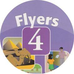 Cambridge YLE Tests Flyers 4 CD Audio