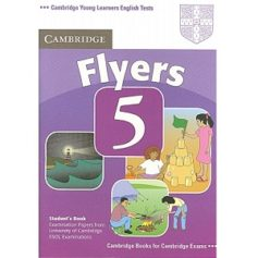 Cambridge YLE Tests Flyers 5 Student Book
