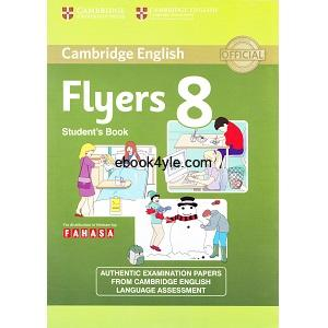 Cambridge YLE Tests Flyers 8 Student Book