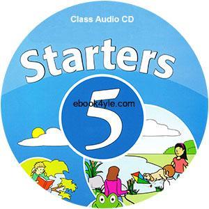 Cambridge YLE Tests Starters 5 CD Audio