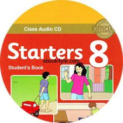 Cambridge YLE Tests Starters 8 CD Audio