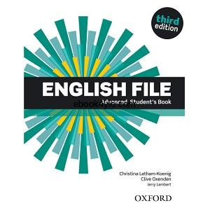 English File Advanced Student's Book 3rd Edition