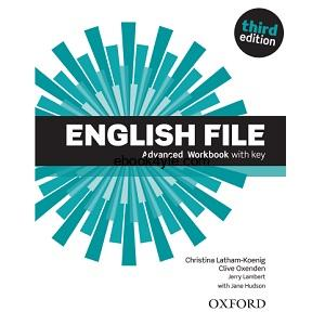 English File Advanced Workbook 3rd Edition