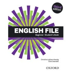 English File Beginner Student's Book 3rd Edition