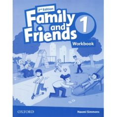 Family and Friends 1 Workbook 2nd Edition