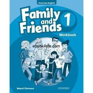 Family and Friends 1 Workbook American Edition