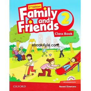 Family and Friends 2 Class Book 2nd Edition