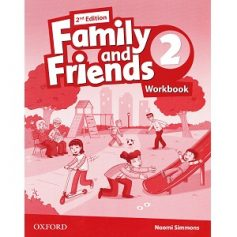 Family and Friends 2 Workbook 2nd Edition