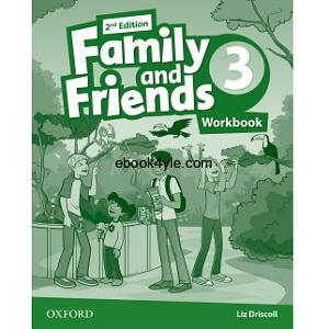 Family and Friends 3 Workbook 2nd Edition