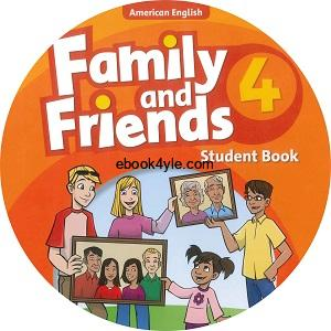 Family and Friends 4 American Edition Class Audio CD2