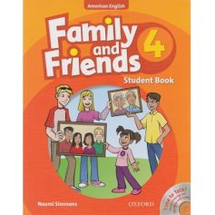 Family and Friends 4 Student Book American Edition
