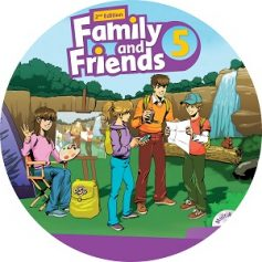 Family and Friends 5 2nd Edition Class Audio CD1